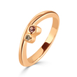 Lily Harmony Gold Ring