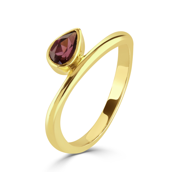 Eve Harmony Gold ring by Charmian Beaton