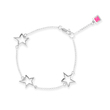 Triple star bracelet from Narcisa Star collection