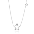 Narcisa star - Double star necklace