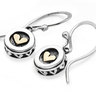 Linda MacDonald handmade silver and gold jewellery